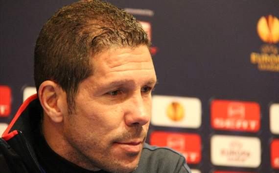 Simeone refusing to get carried away with Atletico Madrid start