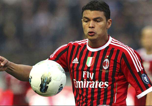 Thiago Silva to miss Milan derby - report
