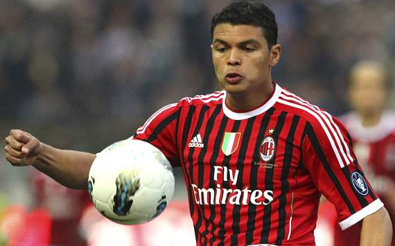 Thiago Silva to miss Inter v Milan derby - report