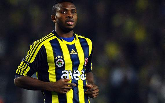 Joseph Yobo delighted over Fenerbahce move