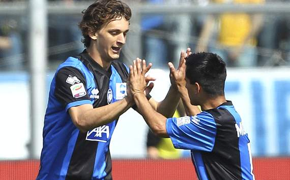 all goals Atalanta vs Bologna 2-0