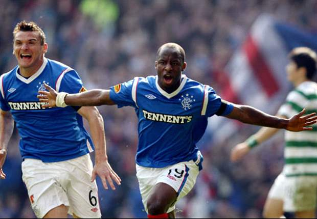 Rangers 5-0 Dundee United: Aluko at the double as Gers cruise at Ibrox