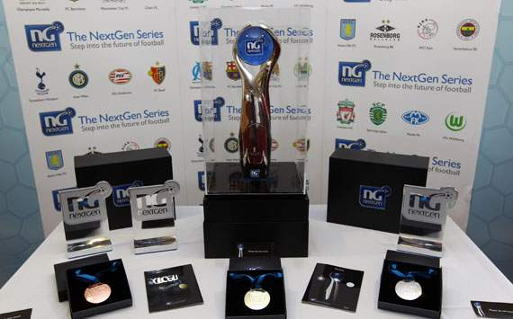 Tottenham drawn against Barcelona in NextGen 2012-13 group stages