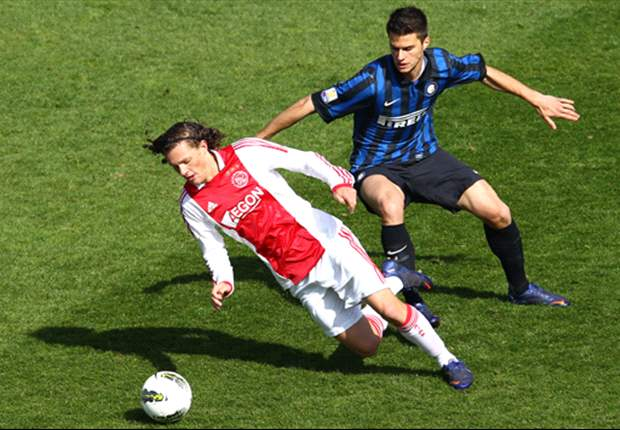 Ajax 1-1 Inter (aet, 3-5 on penalties): Crisetig nets winning penalty as Italians triumph in shoot-out to secure inaugural NextGen Series title
