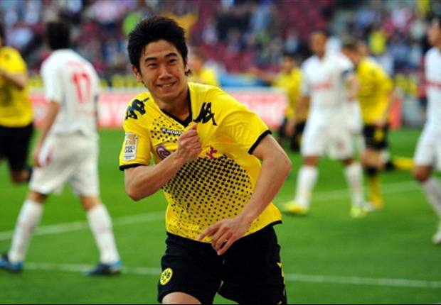 Bundesliga Team of the Week: Round 27 - Kagawa returns for sixth selection