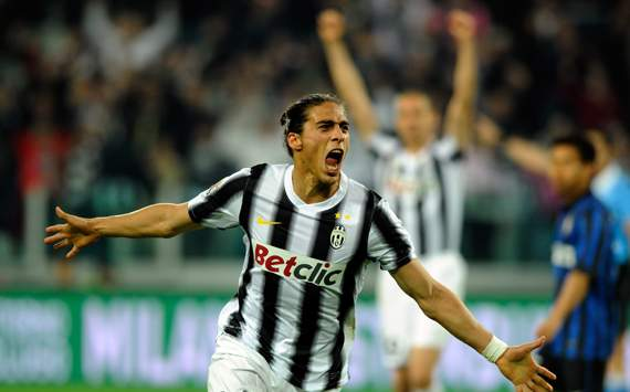 Martin Caceres - Juventus-Inter - Serie A (Getty Images)
