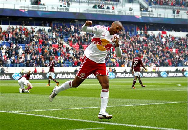 Goal.com All-Access: New York Red Bulls forward tandem of Thierry Henry and Kenny Cooper isn't ideal, but still effective