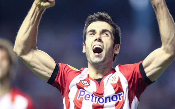 Markel Susaeta commits future to Athletic Bilbao