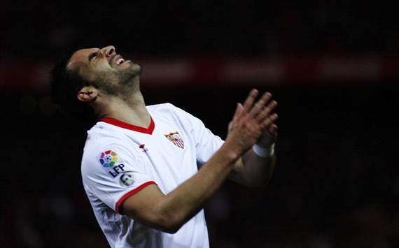 Alvaro Negredo - Sevilla
