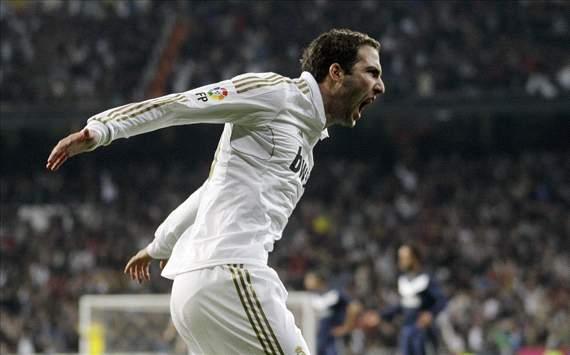 Gonzalo Higuain - Real Madrid