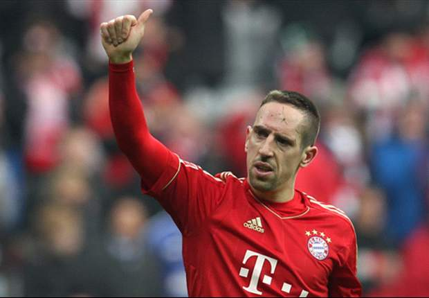 Ribery: Bayern is better than Barcelona and Real Madrid