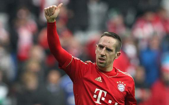 Ribery: I have struggled for France