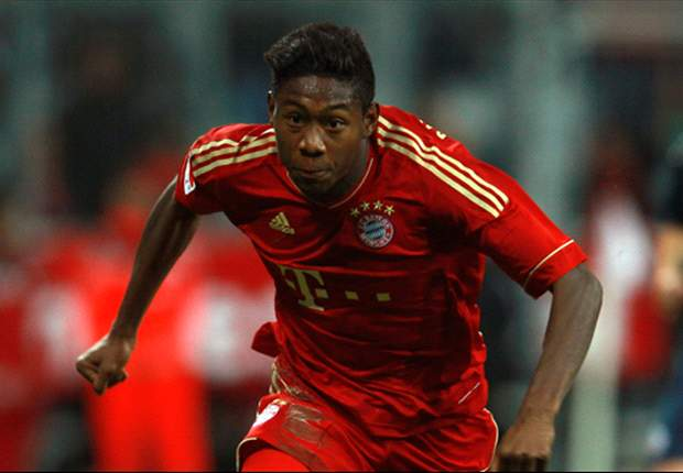 FIFA 13: David Alaba auf dem Cover