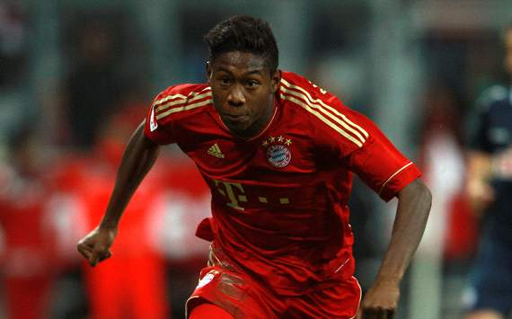 Barcelona interested in Alaba - report