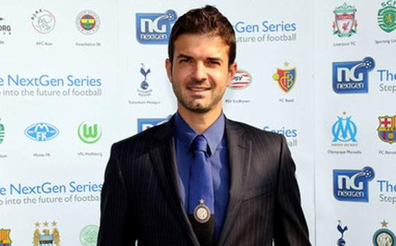 Andrea Stramaccioni - Inter (inter.it)