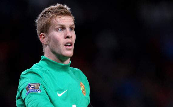 Manchester United goalkeeper Ben Amos to join Hull City on loan - report