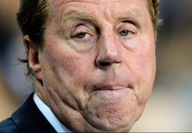 Redknapp 'relieved' to miss out on England job