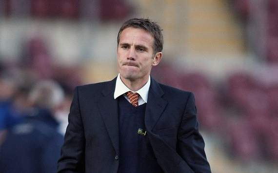 England: Bradford City, Phil Parkinson