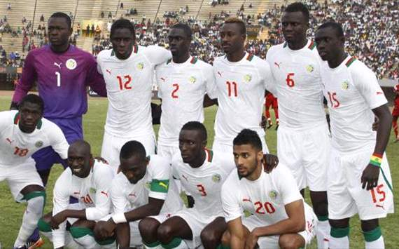 Senegal players not eager to report to camp