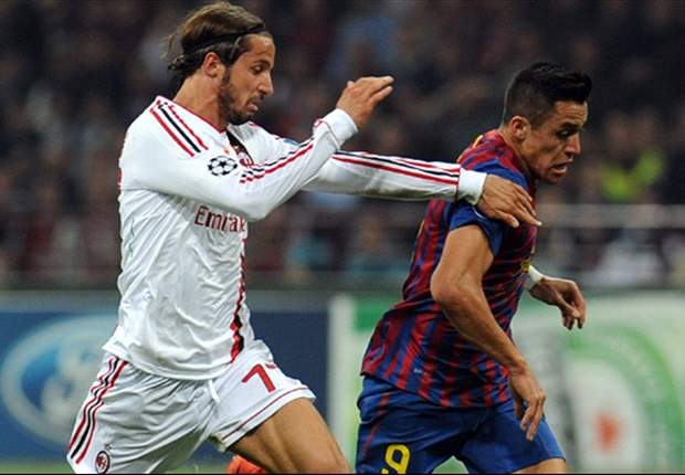 Antonini: Milan created even bigger chances than Barcelona