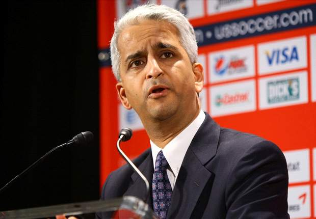 Brent Latham: USSF President Sunil Gulati predicted Mexico regression