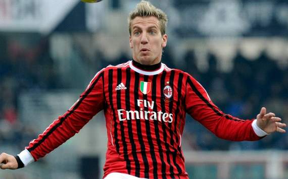 Maxi Lopez - Ac Milan (Getty Images)