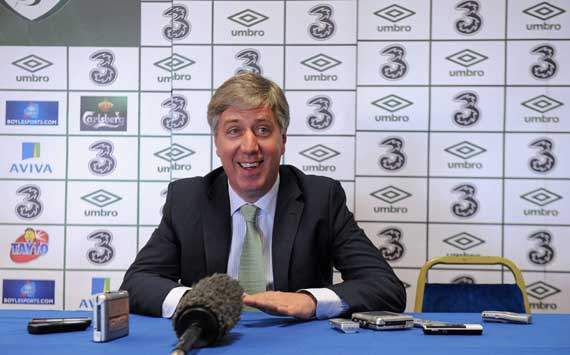 John Delaney urges FAI staff to take pay cuts