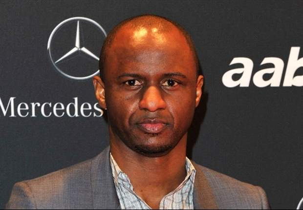 Vieira: Young players do not dream of playing for England