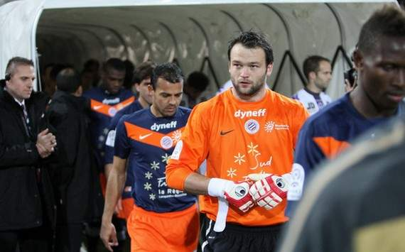Ligue 1: Geoffrey Jourdren (Montpellier)