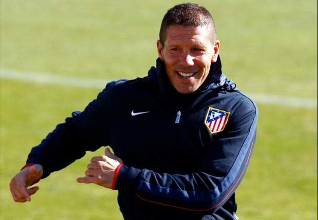 Simeone delight at Atletico Madrid form