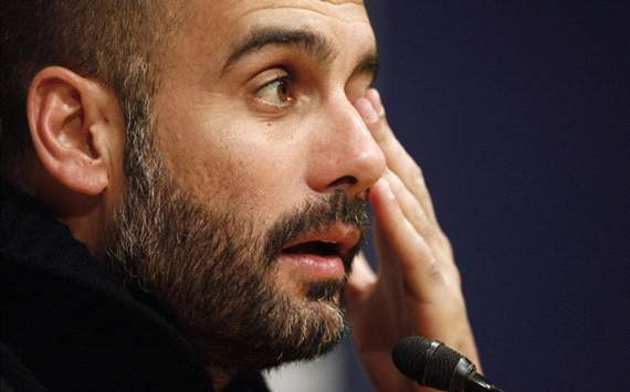 Guardiola's decision on his Barcelona future will not have been affected by recent results, insists Lillo