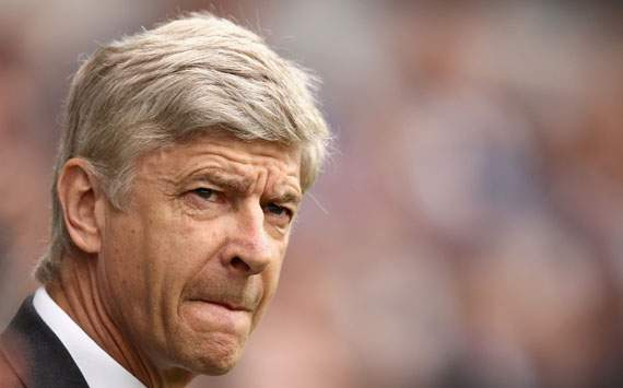 Arsenal manager Wenger: China can be a footballing force