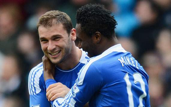 Ivanovic not interested in Napoli switch, says agent