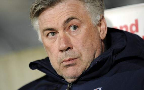 Ligue 1 : Carlo Ancelotti (AS Nancy vs Paris SG)