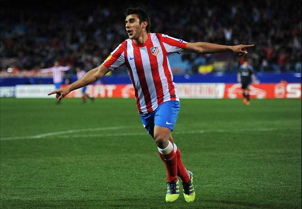 Salvio vows to prove his worth at Atletico Madrid