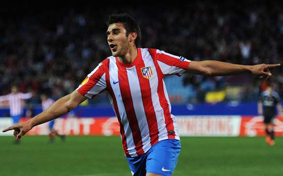 Salvio left out of Atletico Madrid's squad for Colombia tour