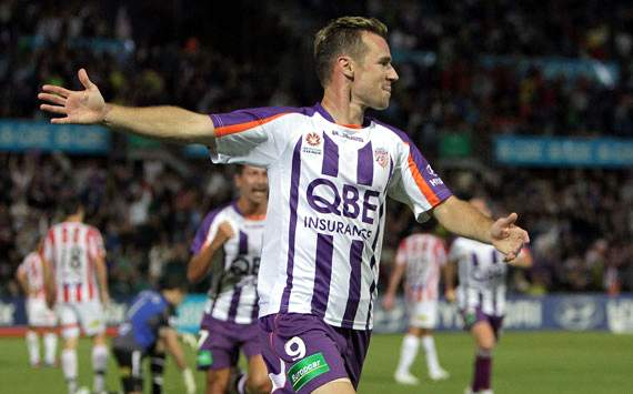 A-League - Perth Glory - Shane Smeltz