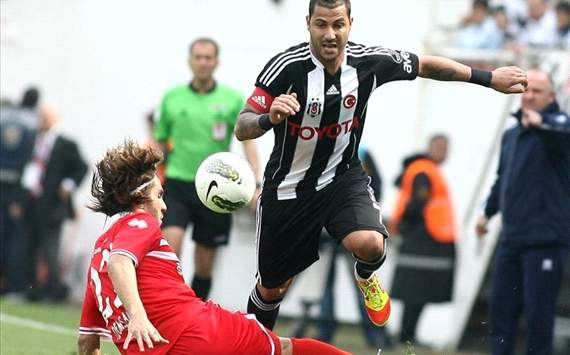 Aybaba admits Quaresma could leave Besiktas