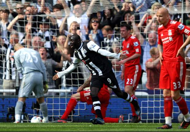 Newcastle put an end to Cisse's Olympic dream