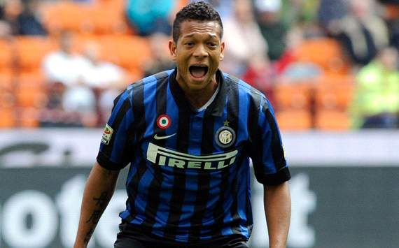 Guarin confident of Inter stay