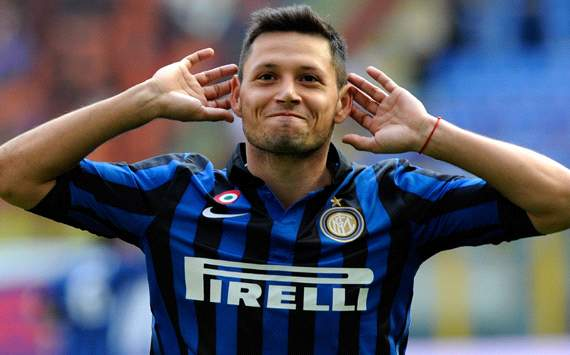 Mauro Zarate - Inter
