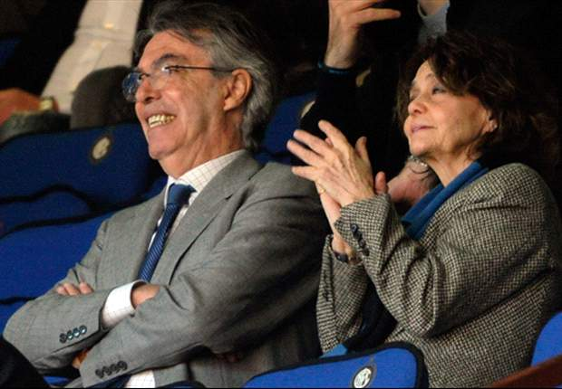 Inter president Moratti will only move for Lavezzi if the price is right