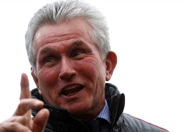 Bayern may never get this chance again, admits Heynckes