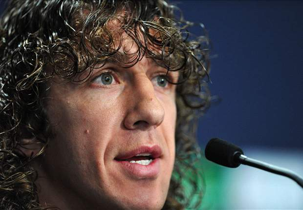 Puyol poised to sign new deal: I want to finish my career at Barcelona