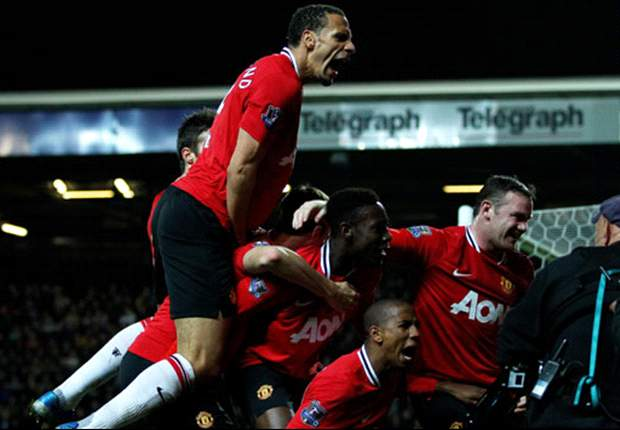 The Full English: Once again the English Premier League title is Manchester United's to lose