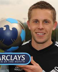 Sigurdsson, Player of the Month
