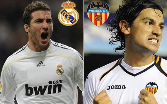 Mix Real Madrid-Valencia