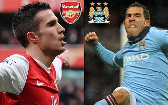 Mix Arsenal - Manchester City