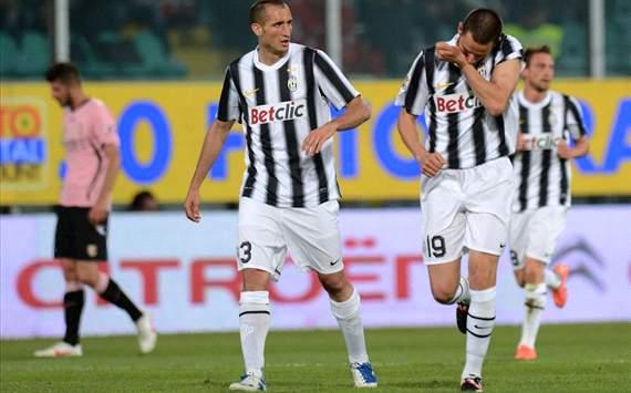Chiellini, Bonucci - Palermo-Juventus - Serie A (Getty Images)