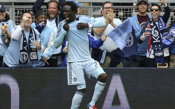 Kei Kamara-Sporting Kansas City
